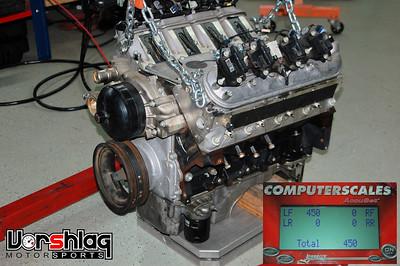 Various LS Engine Tech