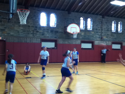 Seder Plate Basketball Tournament