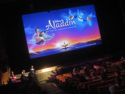 El Capitan Theatre-Aladdin