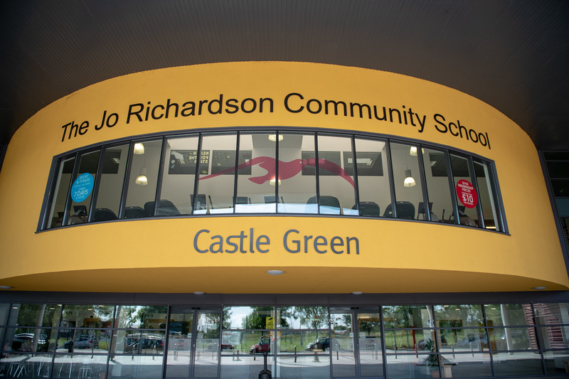 The Jo Richardson Community School