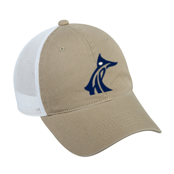 Haddrells Point Tackle FWT130 Khaki White W Navy WHITE Dot.jpg