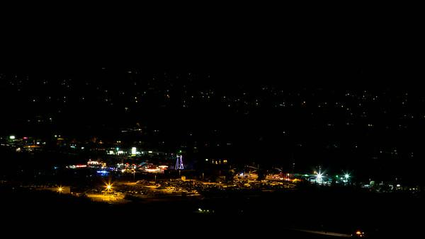 Yucaipa Ca. Fireworks 2014