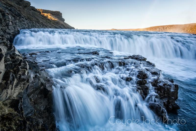 Gullfoss Upper Falls