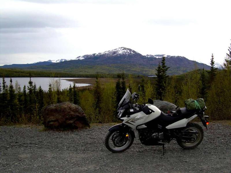 Skilak Lake Road, Sterling, Alaska