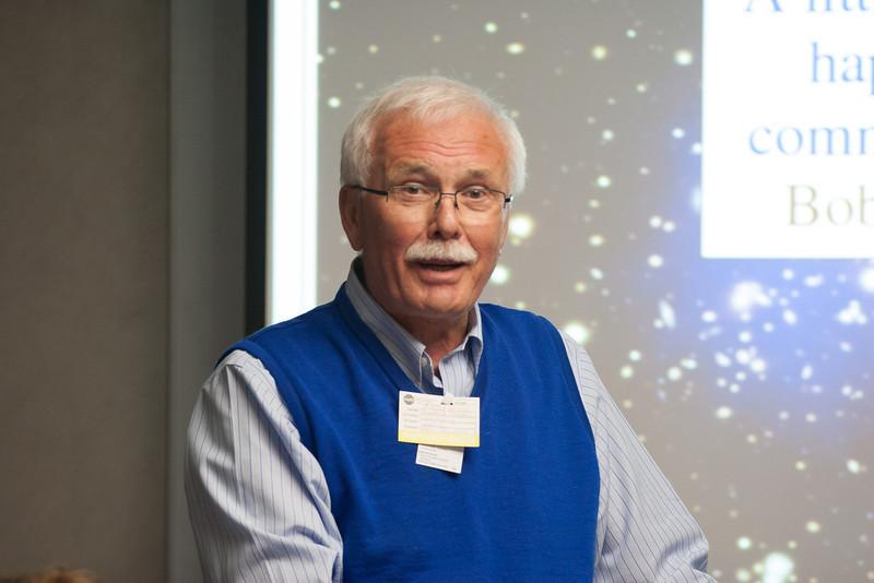 Manfred Simon -- Symposium in Honor of Bob Streitmatter, NASA/Goddard Space Flight Center, April 30, 2014