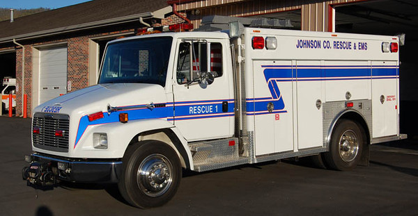 Johnson County Rescue Squad & EMS
