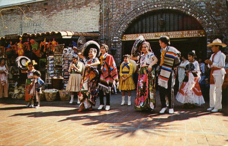 Olvera Street Ballet Group