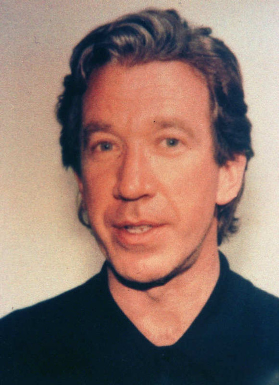 . Sitcom star and comedian Tim Allen is shown in this Bloomfield Township, Mich., police photo on Saturday, May 24, 1997, after he was arrested for drunk driving. Allen, on Tuesday, May 27, entered no plea to a charge of operating under the influence of intoxicating liquor, said a clerk at 48th District Court in Bloomfield Township. Allen whose real name is Timothy Alan Dick, has a home in a Detroit suburb of Beverly Hills.  (AP Photo/Bloomfield Township Police)