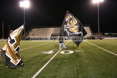 High School Football - Senior Night - Fort Smith Northside Grizzlies at Bentonville Tigers - 10/24/2008