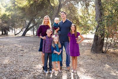 K Garner Family 2018