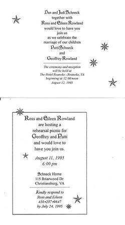 Rowland Wedding (1995)_Geoff and Patti