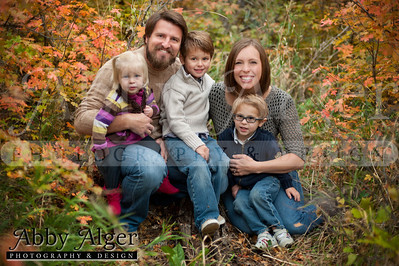 Simmons Family Fall 2013