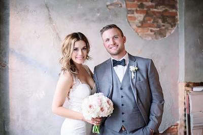 Annalise & Brandon  Wedding {Preview}