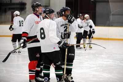 Rod Bower Game Jan. 2, 2010