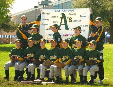 2006 Little League A's