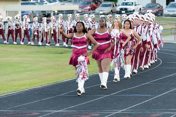 2016 10 07 Garrison Homecoming Football Bulldogs 45 Frankston Indians 38