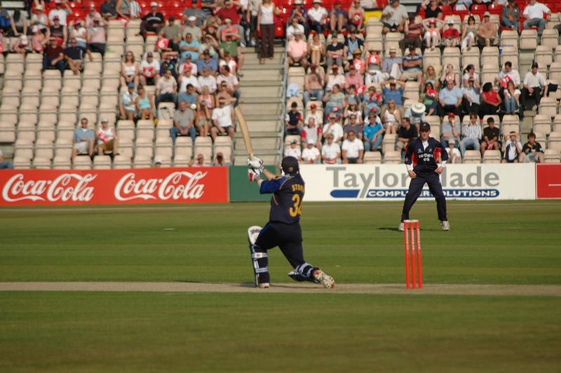 Cricket - Hampshire v Surrey OD - 2006