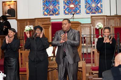 Zion Hill Baptist Church Pastoral Installation Service