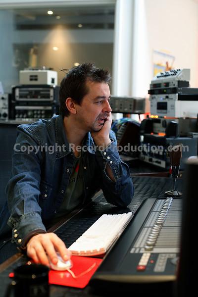Alex Silva  |  Record producer