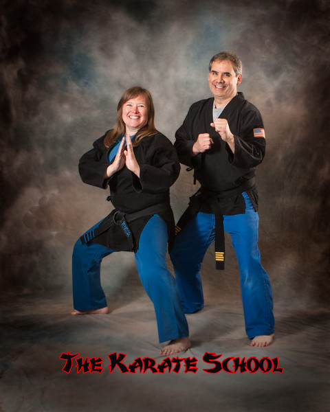 The Karate School 2013