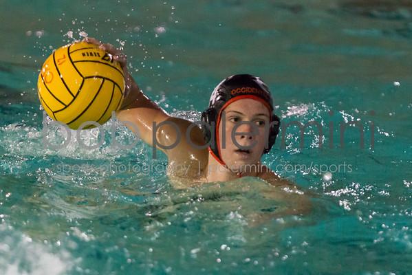 Oxy Men's Water Polo vs Citrus College 10-3-12