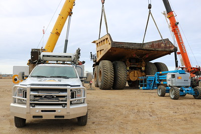 Suncor Haul Truck Donation/Move SEIC