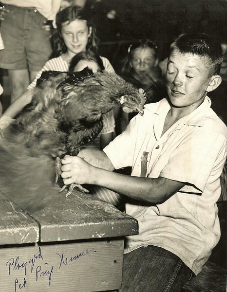 Washington Playground Pet Show - Pet Prize Winner 1946.jpg
