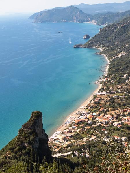 Agios Gordios, Island of Corfu, Greece