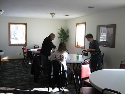 Pastor's Christmas Dinner '07
