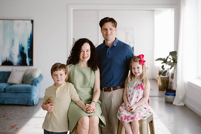 Mini Session: Clinton Family