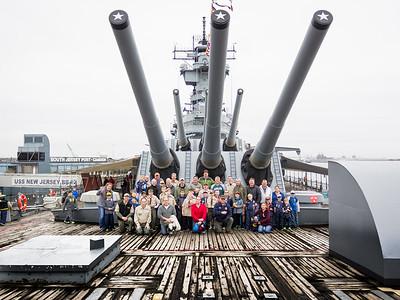 Battleship NJ - 2017