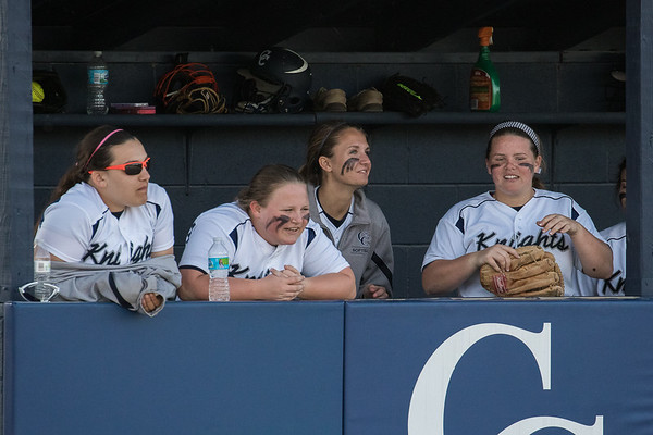 CC Softball vs Benton Central 2015-5-19