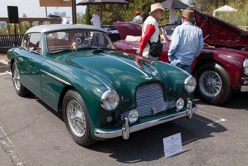 1957 Aston Martin DB 2/4 Mk II Fixed Head Coupe - Paul Colony