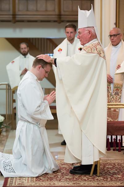 05192017 Deaconal Ordination of Clark Lenz
