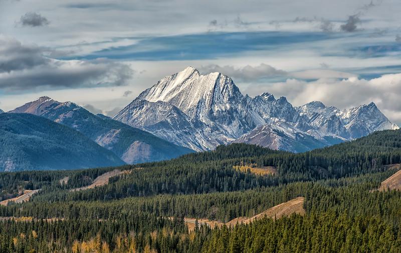 Misty Mountain Majesty
