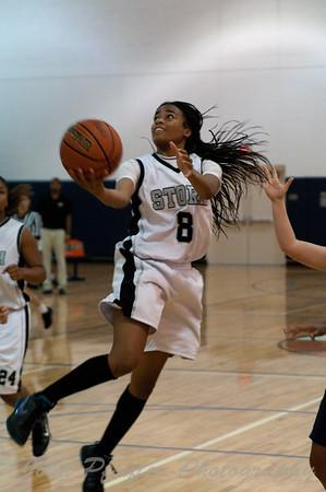 11th Grade SF Lady Panther vs Lady Storm Sunday 1530 JCC