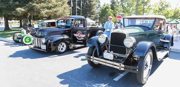 Milpitas Veterans Car Show 2014