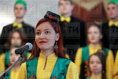 27.04.2019 Гала-концерт Татарского народного хора КФУ (Салават Камалетдинов)