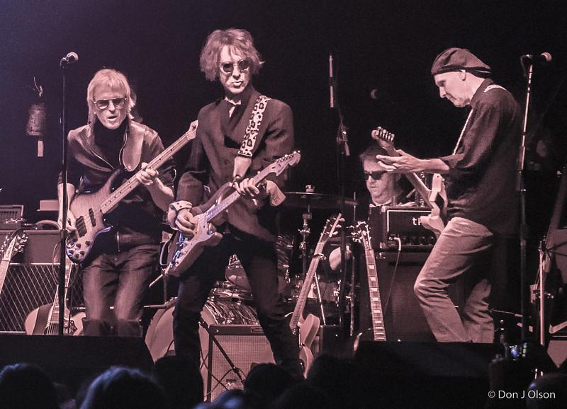 Dik Shopteau, Steve Brantseg, Bongo John Haga, Terrt Isachsen--The 36th John Lennon Tribute -1st Ave.