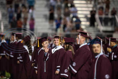 Whitehouse High School Graduation 2020 by Sarah A. Miller