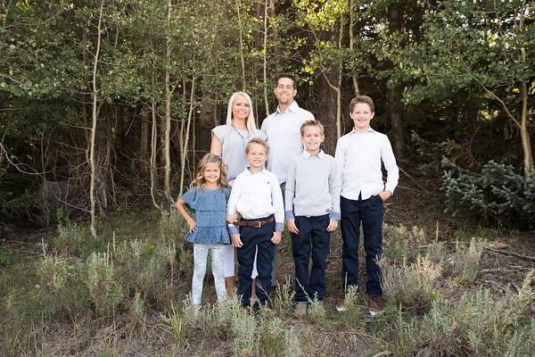 Cabin Brett & Bree familee