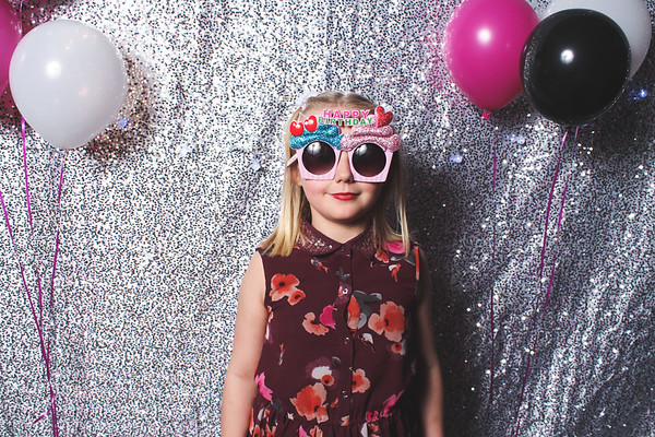 Bailey's 16th party