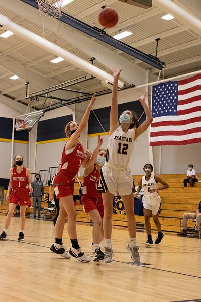 Girls Varsity Basketball vs. Cape Henry Collegiate
