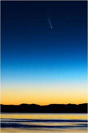 Yosemite Range of Light, 2020