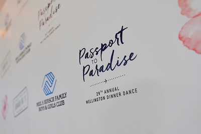 Passport to Paradise Wellington Dinner Dance