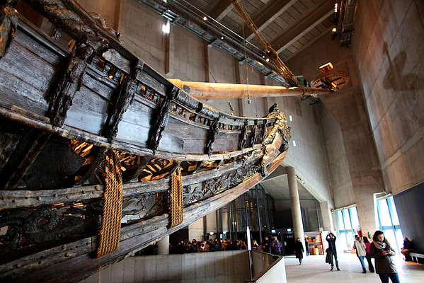 Vasa Warship - Stockholm, Sweden March 2012