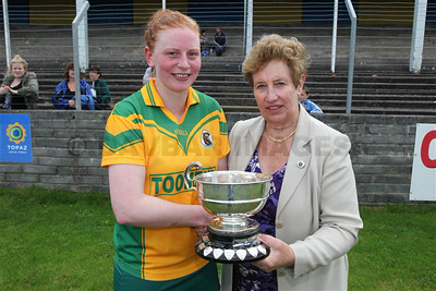 Donard/Glen Senior Camogie Championship Final 2014