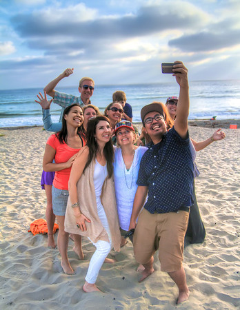Week 20- Wedding Celebration/Solstice Beach Party