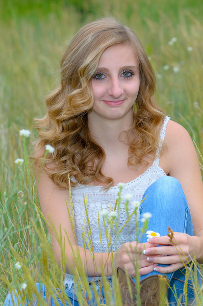 Rachel Sr. Portraits 2015