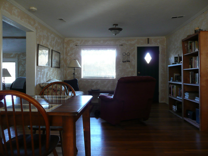 Dining, Living Room area